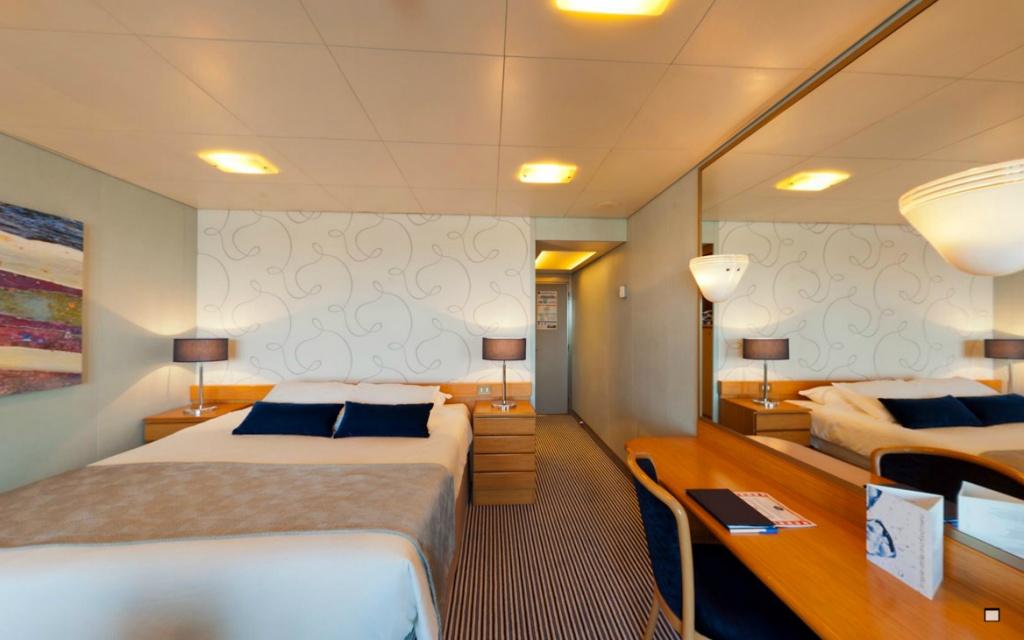 Pacific Dawn Mini-suite