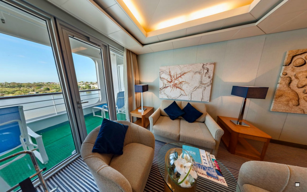 Pacific Dawn Suite