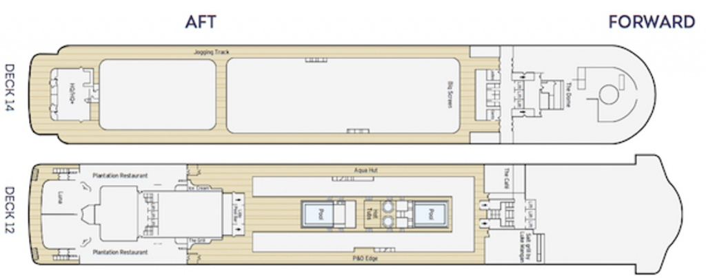 Pacific Dawn deck plans thumbnail
