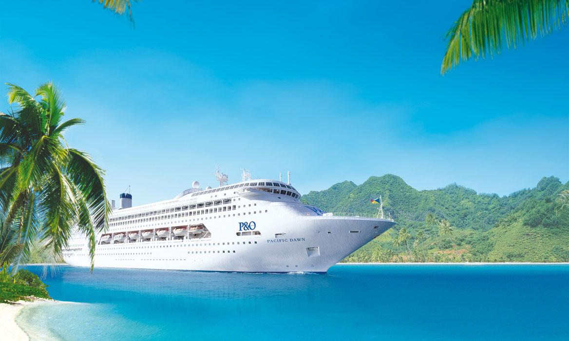 Pacific Dawn ship