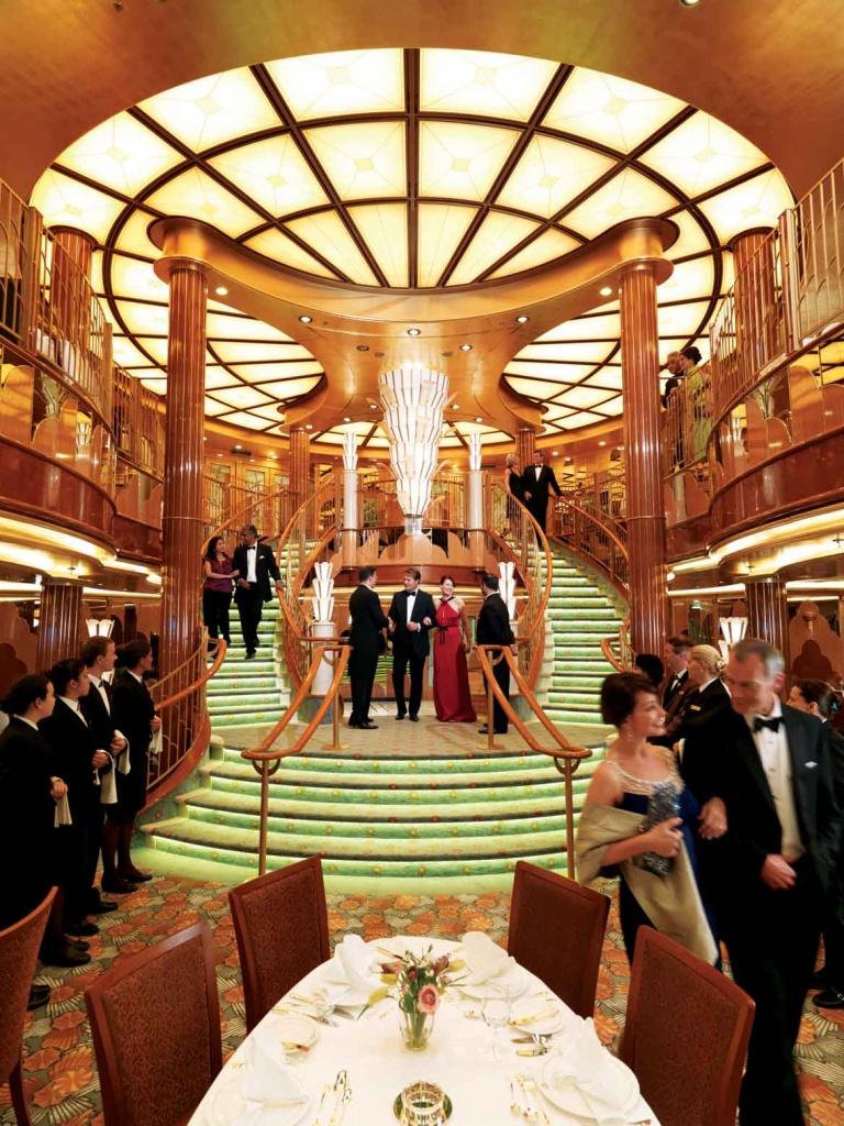 Queen Elizabeth Britannia Restaurant