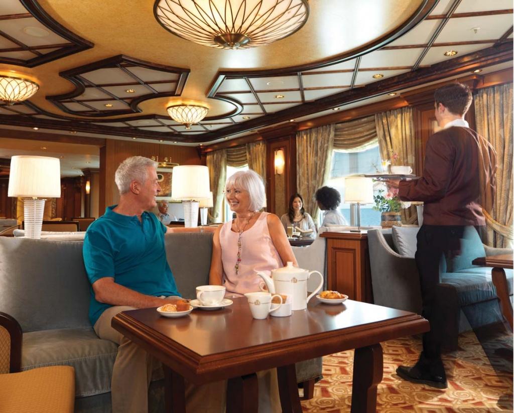Queen Elizabeth Cafe Carinthia
