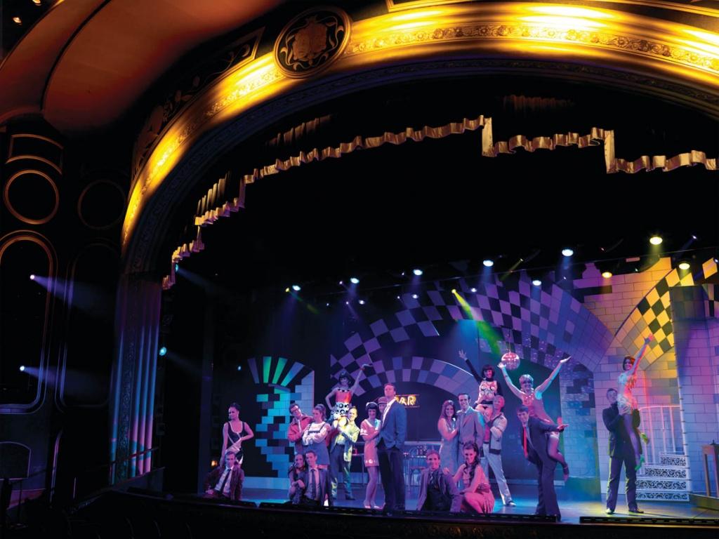 Queen Elizabeth Royal Court Theatre concert