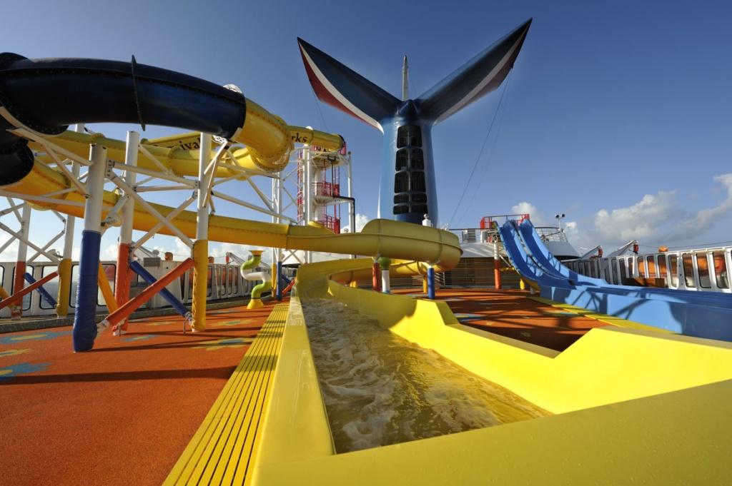 Carnival Fantasy WaterWorks