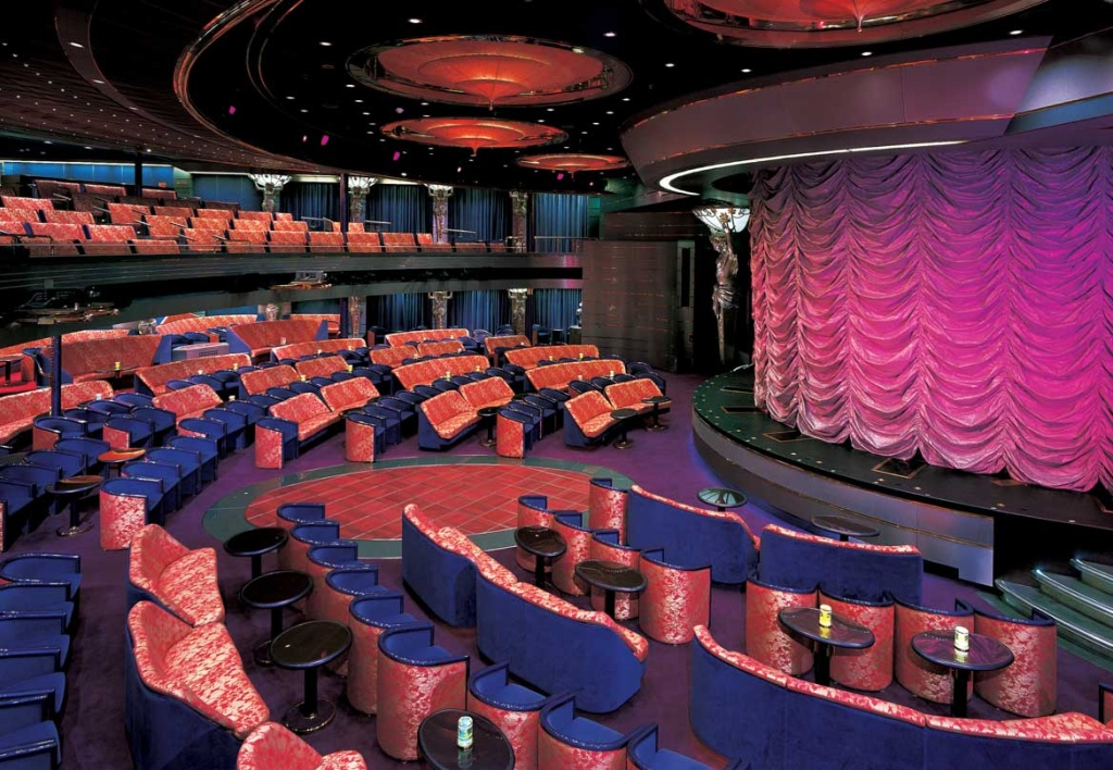 ms Amsterdam theater