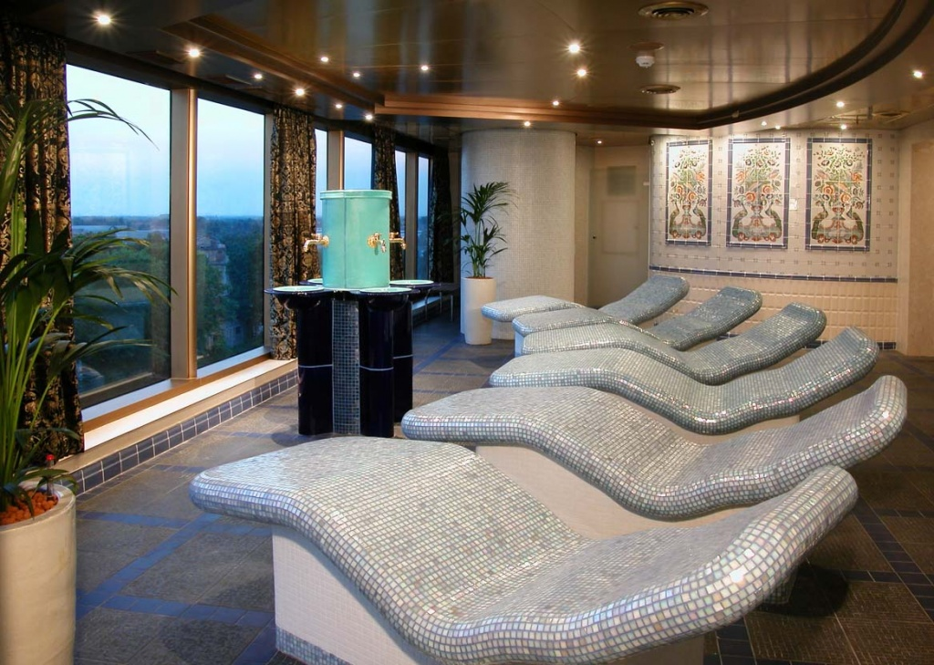 ms Oosterdam Thermal Suite