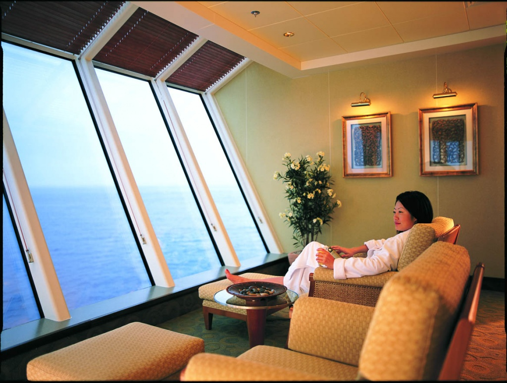 Norwegian Star Relaxation Room