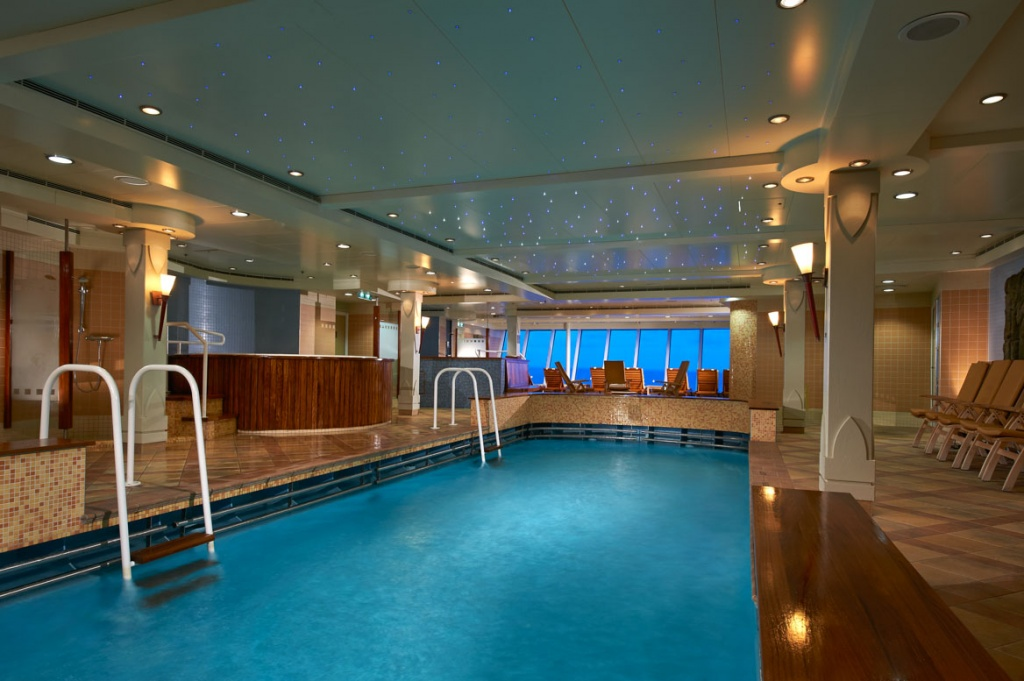 Norwegian Star Spa