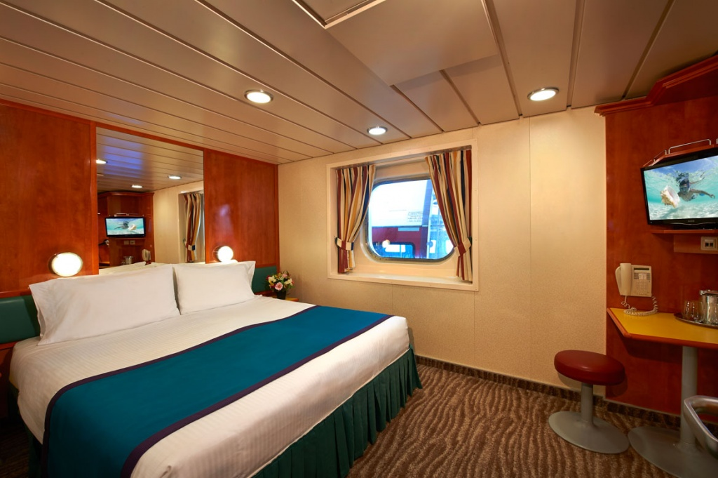 Norwegian Star stateroom