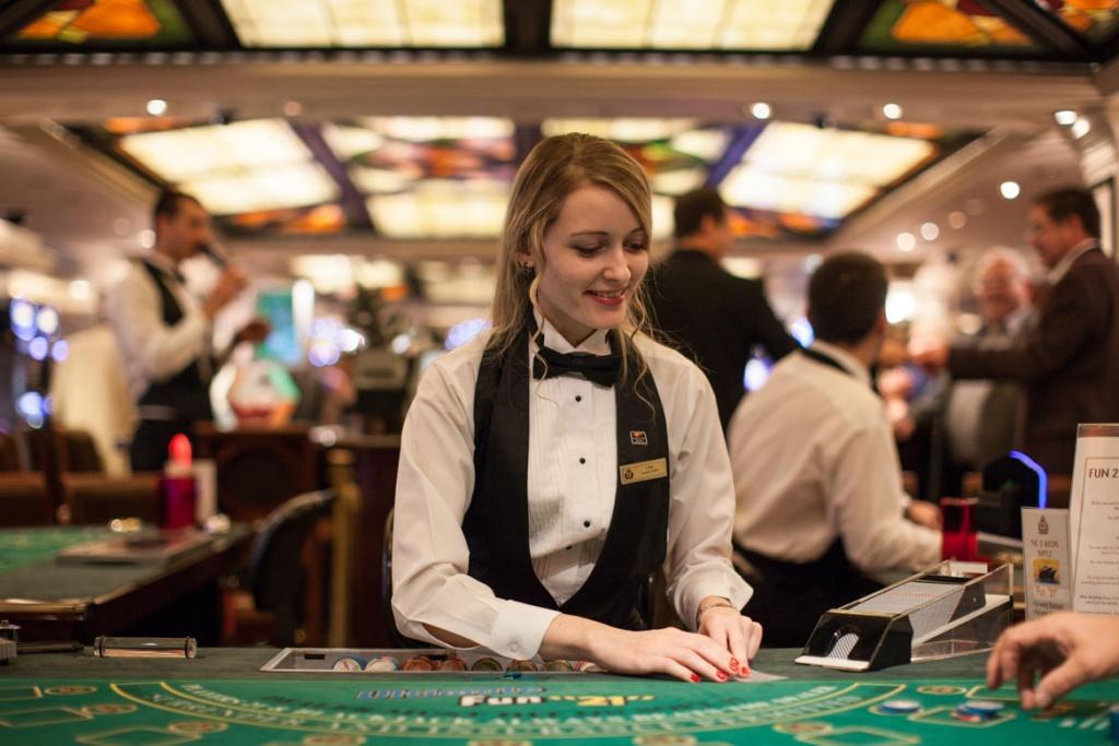 Queen Victoria casino