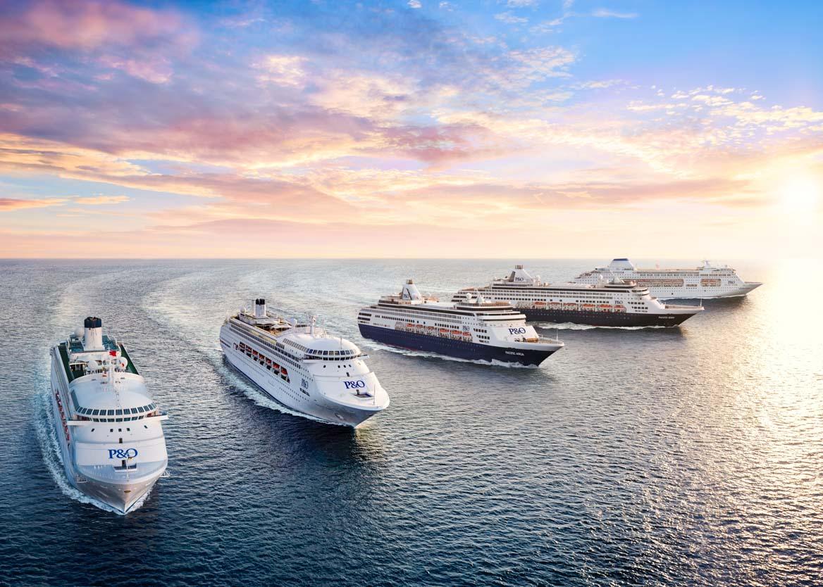 P&O Five Ship Spectacular