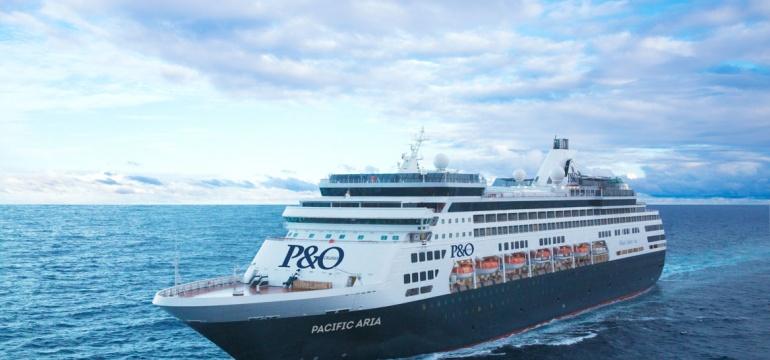 P&O Pacific Aria