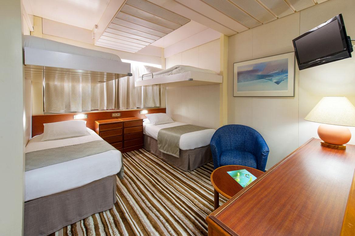 Pacific Pearl Quad Interior Cruise Deals Expert