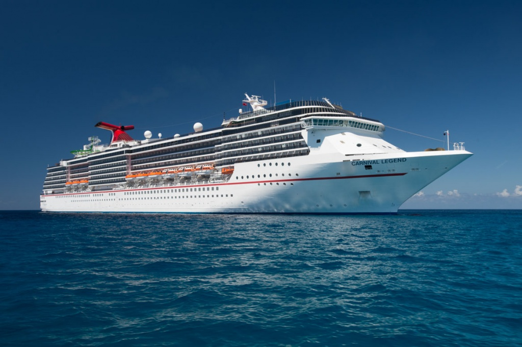 Carnival Legend Grand Cayman