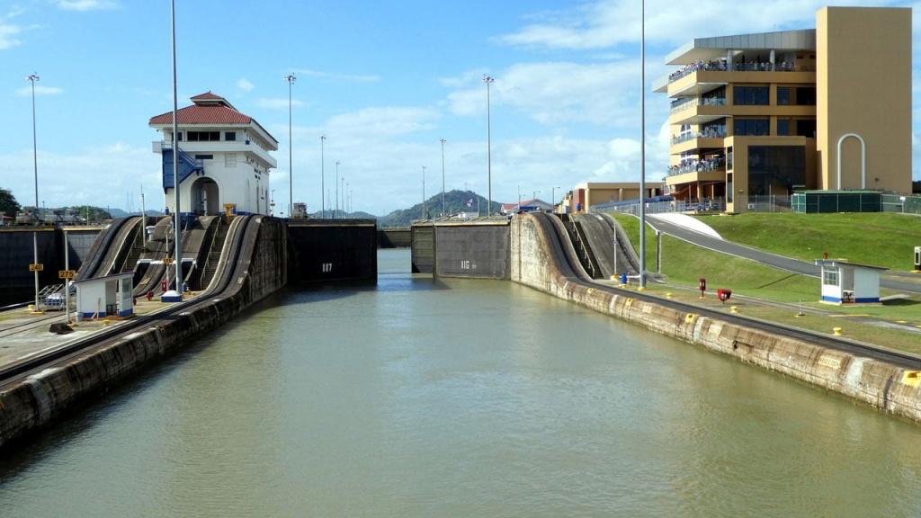 Panama-Canal