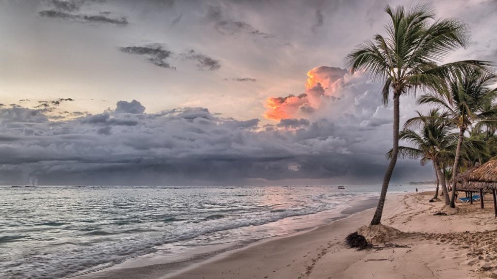 Caribbean-beach-Dominican-Republic