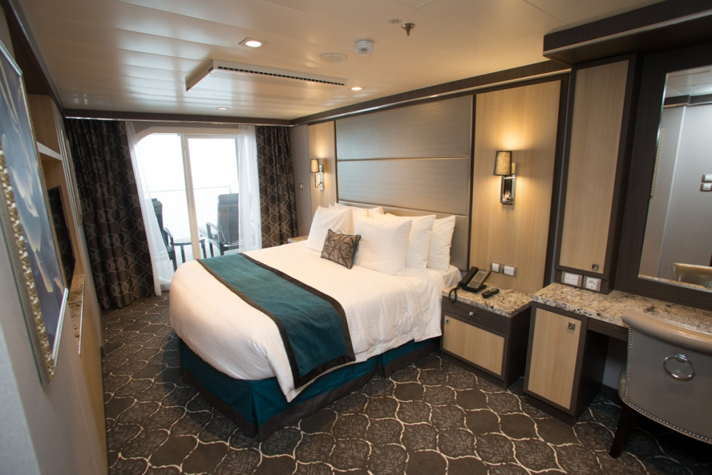 Harmony of the Seas Royal Family Suite with Balcony