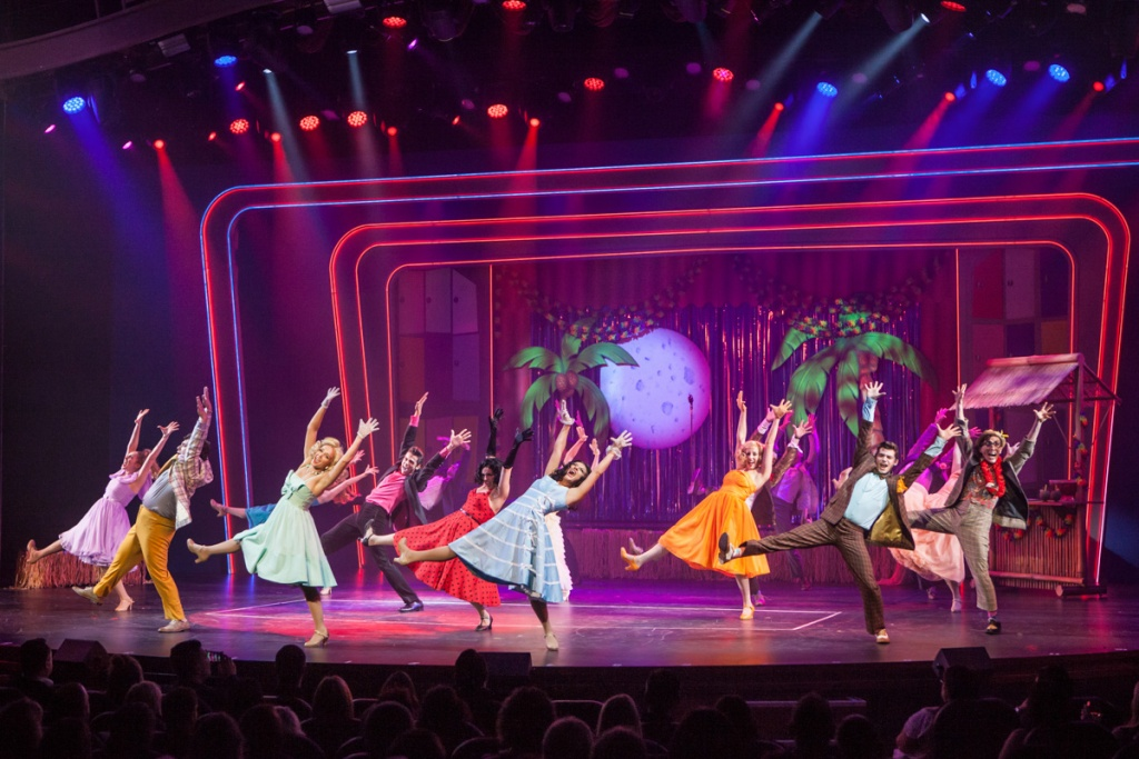 Harmony of the Seas Royal Theater