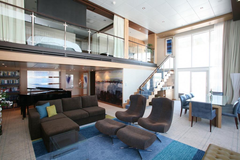 Oasis of the Seas Loft Suite