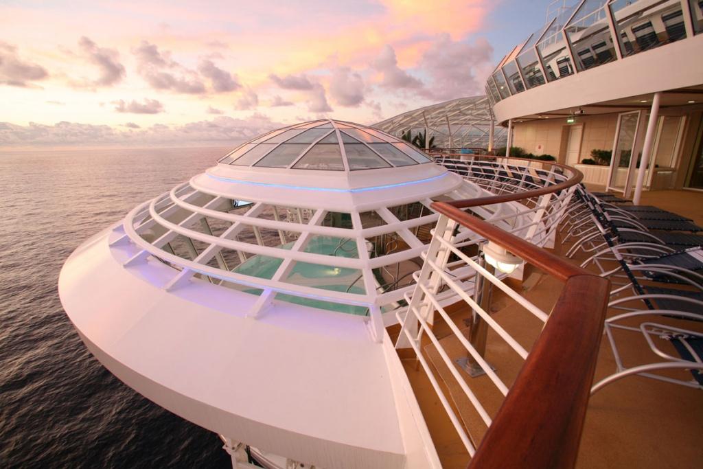 Royal Caribbean International-Oasis of the Seas whirlpools