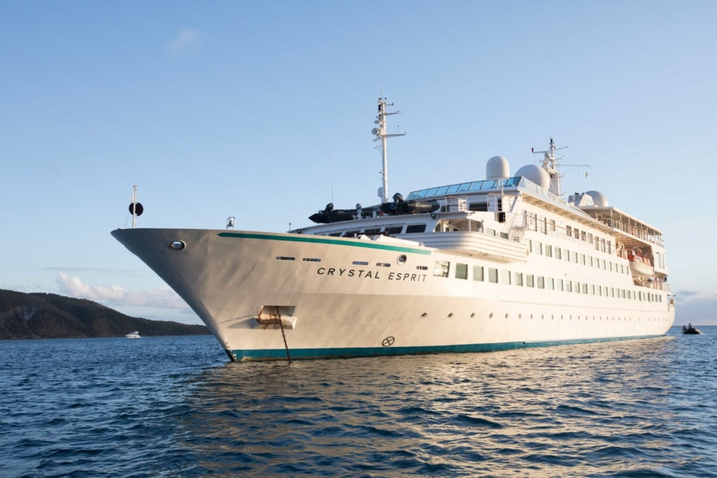 Crystal Esprit cruise ship