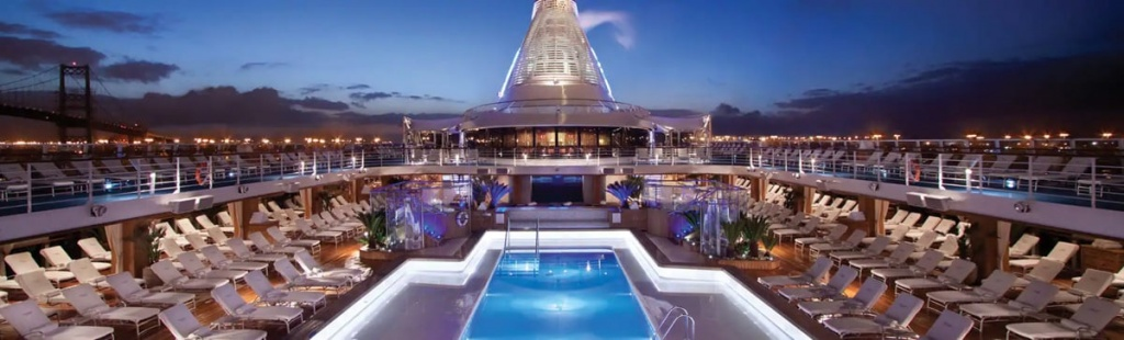 Oceania Cruises Riviera luxurious cruise ship