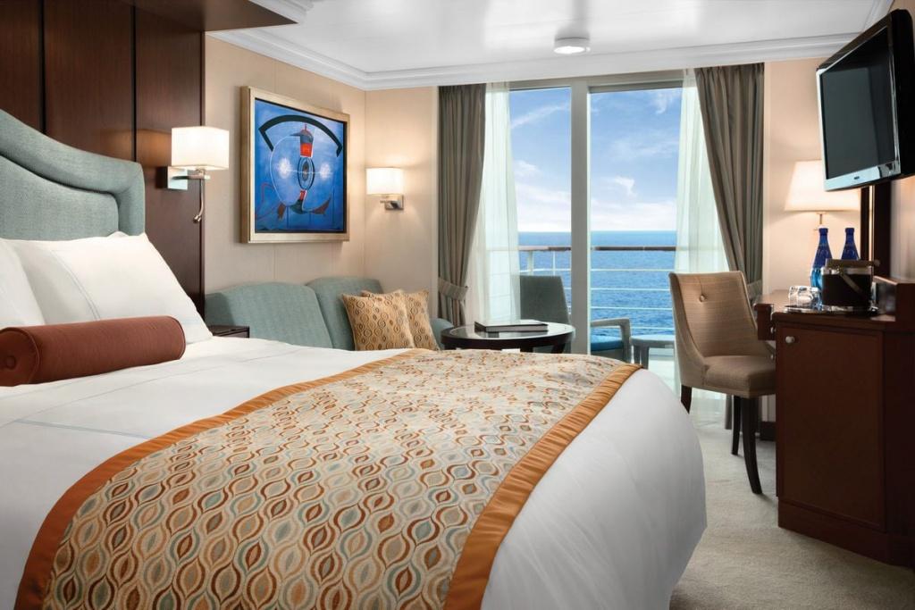 Riviera Oceanview Cabin