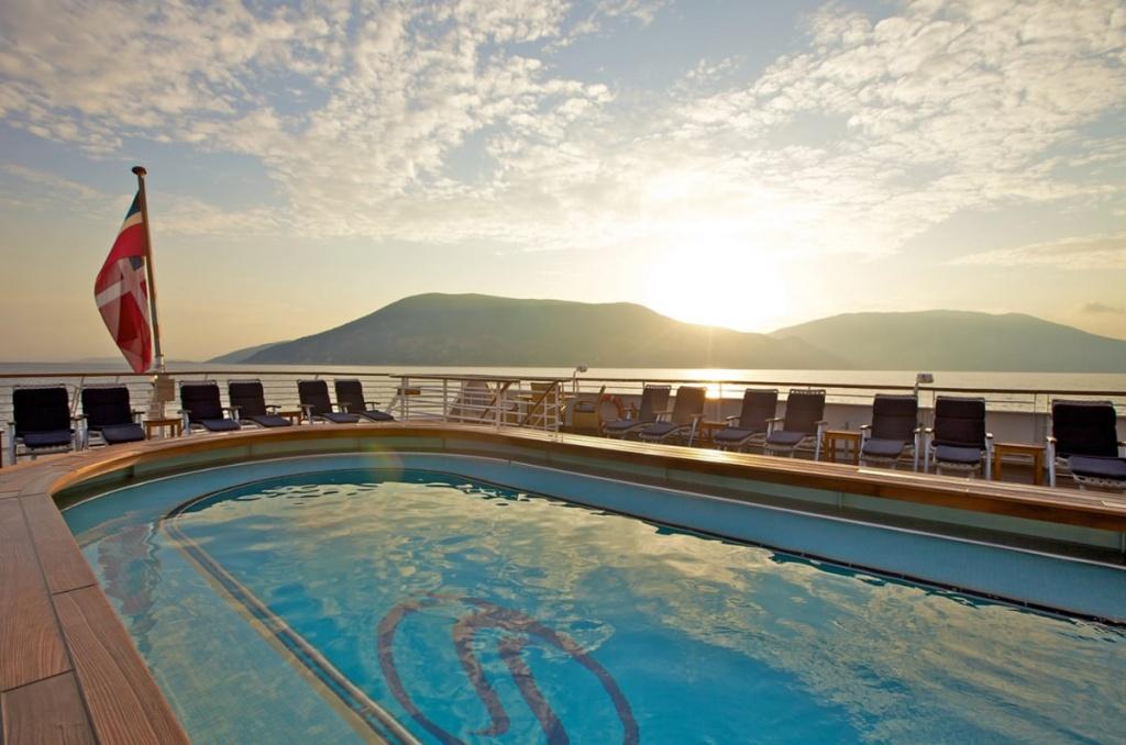 SeaDream Yacht Club Pool