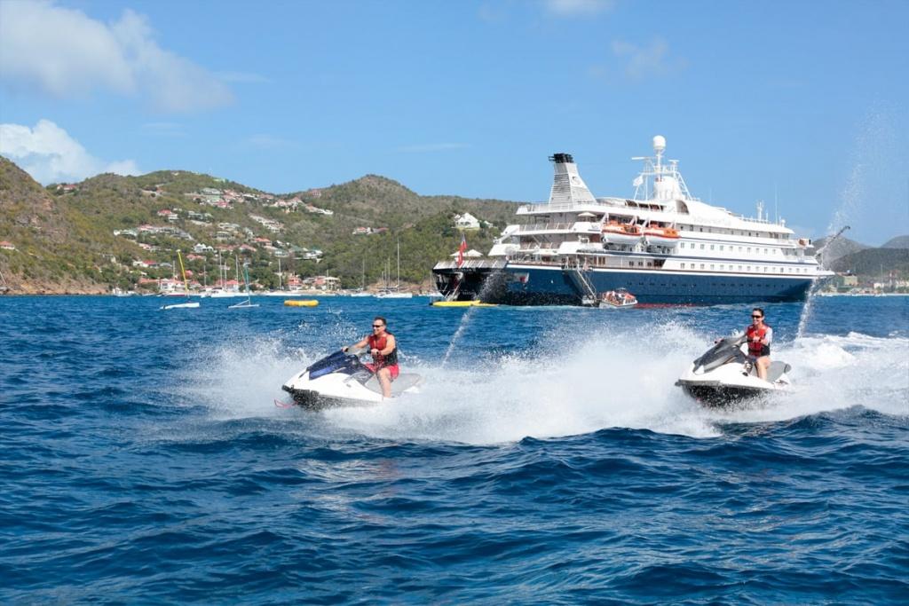 SeaDream cruise ship