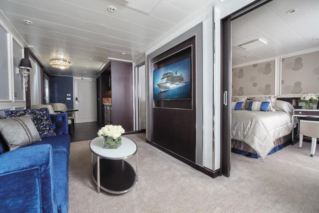 Seven Seas Explorer Penthouse Suite
