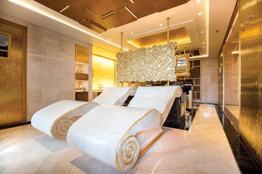 Seven Seas Explorer Regent Suite Bath