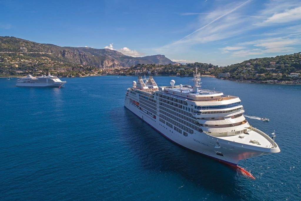 Silver Muse cruise ship