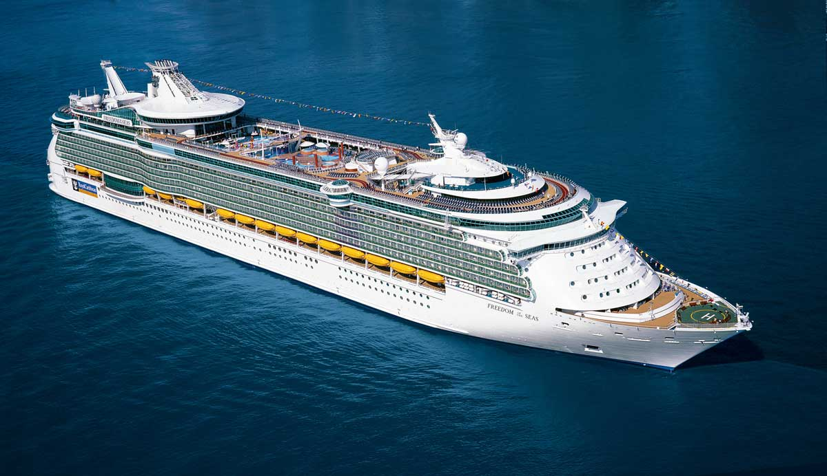 Royal Caribbean International Freedom of the Seas cruise ship