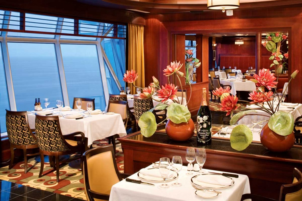 Royal Caribbean International Freedom of the Seas Chops Grille